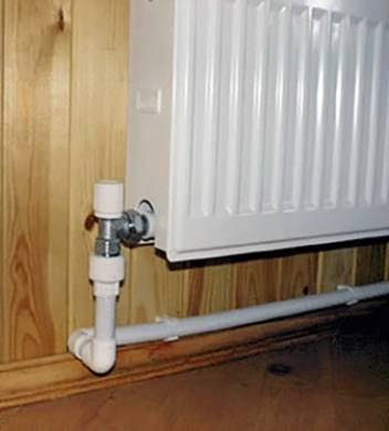 Балансировка двухтрубной системы отопления своими руками