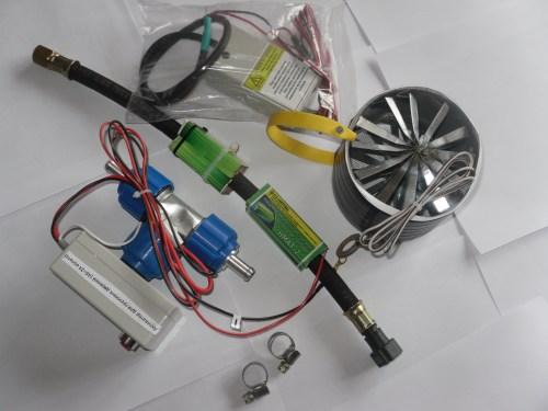Самодельные ионизаторы для авто - варианты