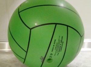 Резиновый мяч для каркаса топиария