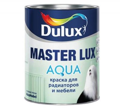 Краска DULUX Master Lux Aqua
