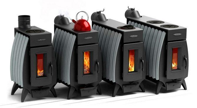 Термофор Огонь-батарея