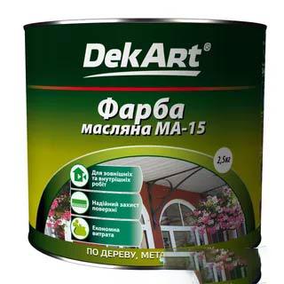 DekArt MA 15