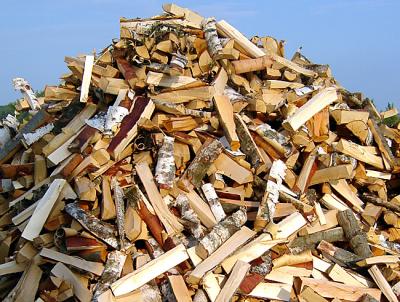 Куча дров