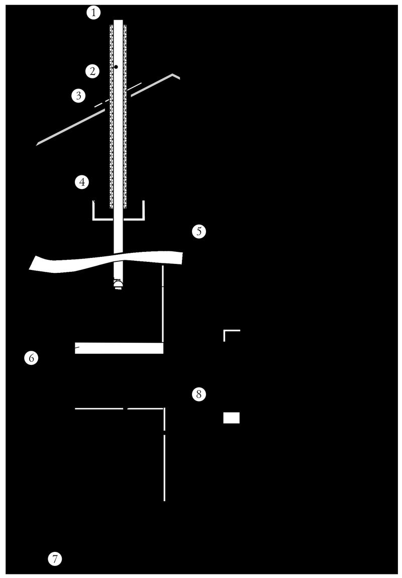 схема правильного монтажа печки Огонь Батарея