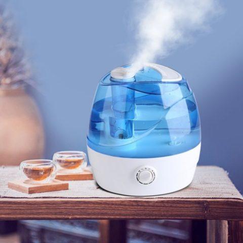 Какой увлажнитель воздуха лучше: паровой, ультразвуковой или традиционный