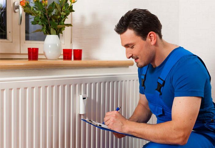Как снять показания с индивидуального счетчика тепла