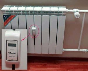 Устройство счетчик на батарею