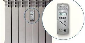 Принцип работы счетчика тепла на батарею отопления в квартире