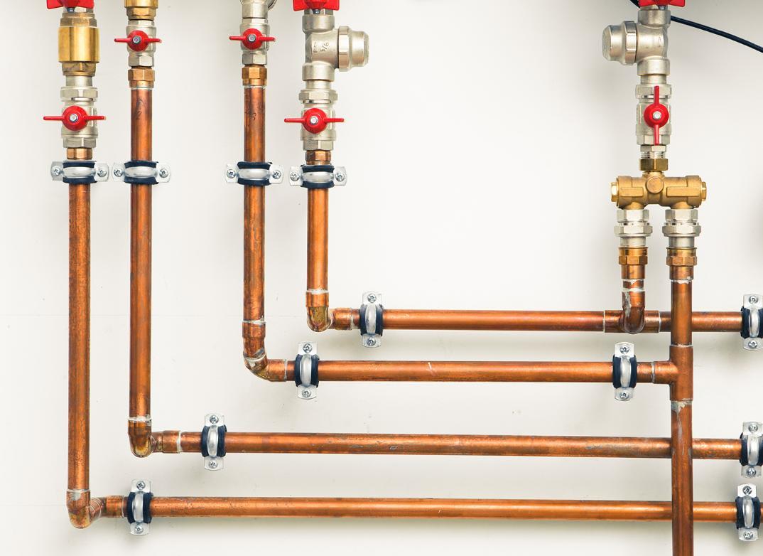 7-52 Какие трубы лучше использовать для отопления частного дома: отзывы профессионалов!%obz