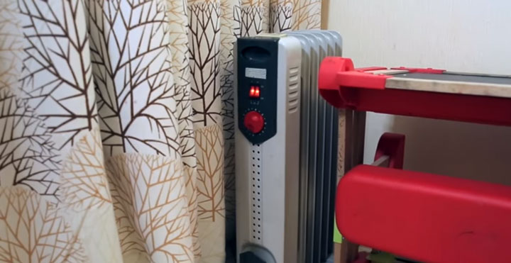 в каких местах нельзя устанавливать радиаторные батареи и обогреватели