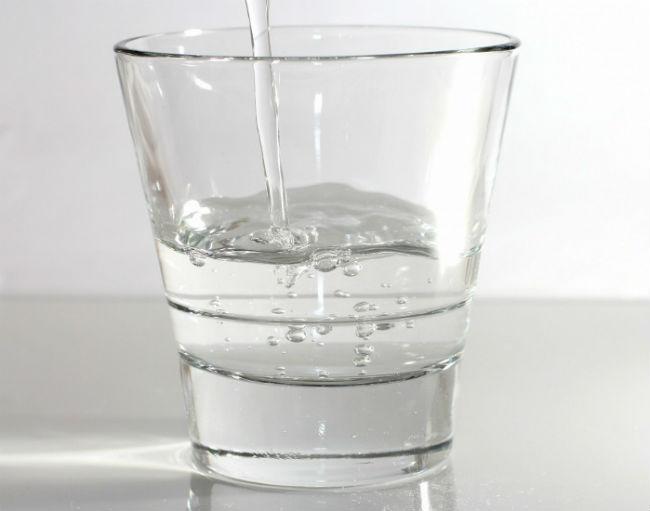 емкость с водой